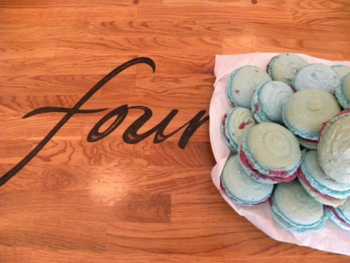 Brasserie Four Macarons