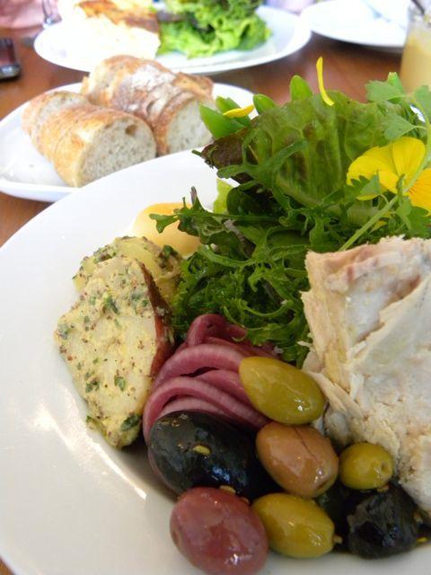 Brasserie Four Salade Nicoise