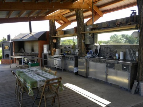 Monteillet Outdoor Kitchen