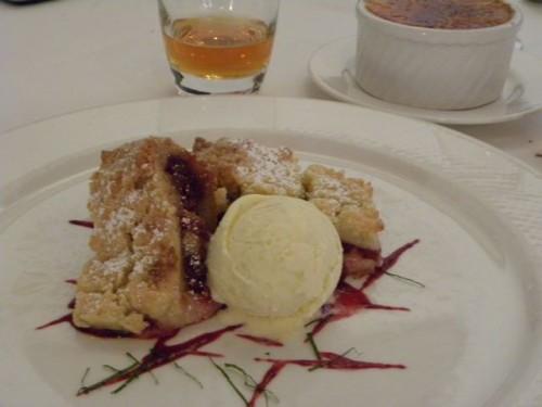 Whitehouse Crawford Dessert