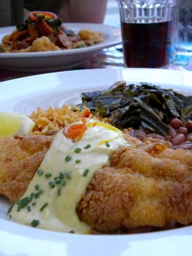 Whoopemup Catfish and Jambalaya