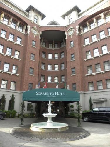 Sorrento Hotel Exterior