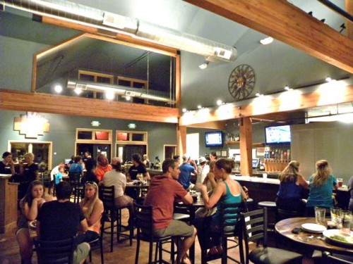 Sunriver Brewing Interior