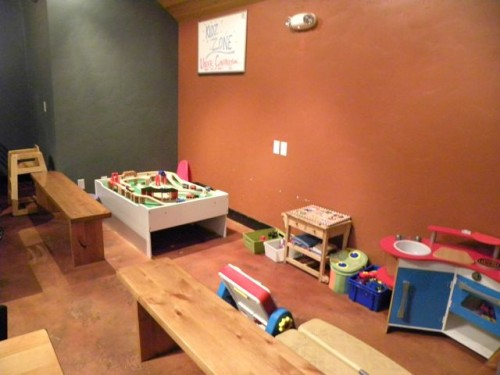 Sunriver Brewing Play Area