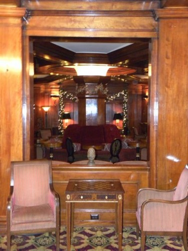 Sorrento Hotel Interior