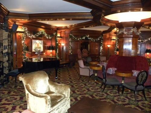 Sorrento Hotel Tea Room