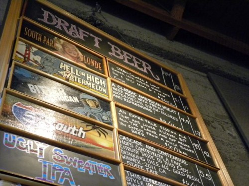 21st Amendment Draft Beer List