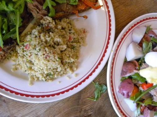 La Boulange Quinoa Salad