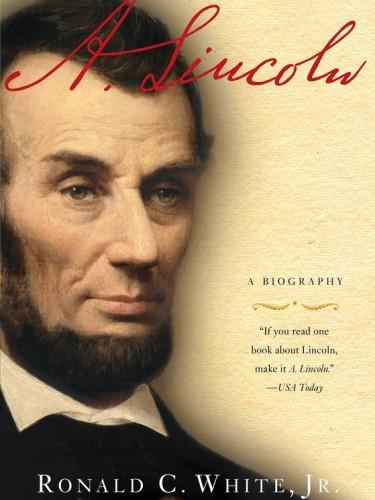 Ron White Lincoln Cover