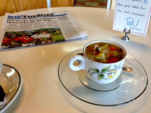 Nielsen's Soup