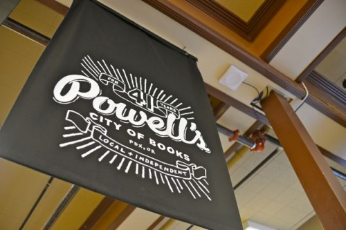 Powell's Banner
