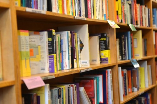 Powell's Bookshelves