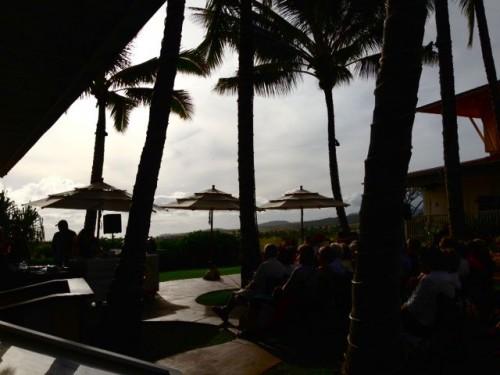 Kauai Silhouette