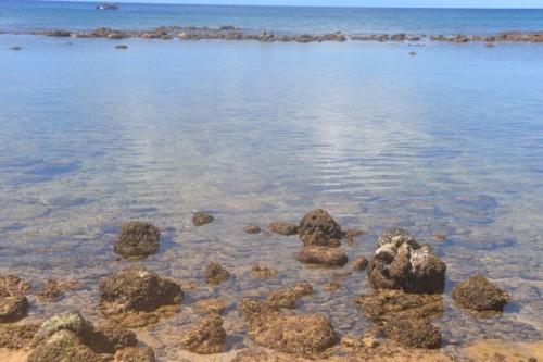 Water at Kauai Beach