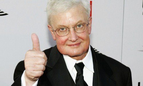 Roger Ebert. Image from nextmovie.com