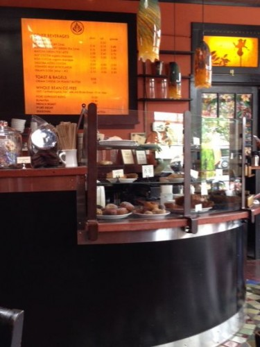 Caffe Fiore Counter