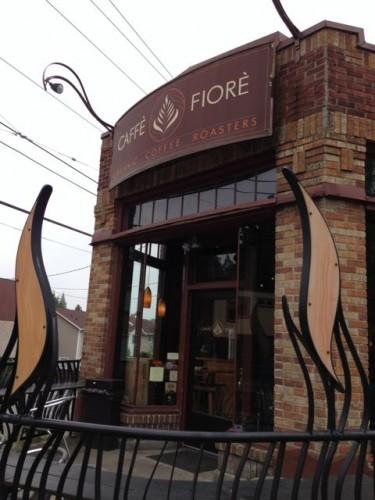 Caffe Fiore Exterior