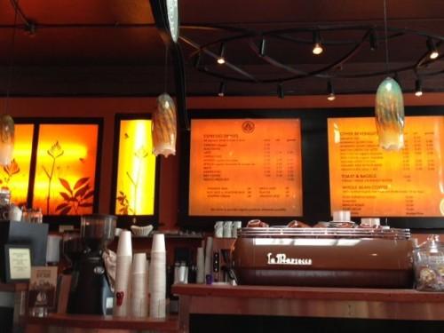 Caffe Fiore Interior